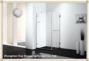 Square Hinge Shower Enclosure Shower Bathroom Door Shower Cabin Shower Room Shower Cubicle pictures & photos