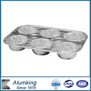 8011 Container Aluminum Foil for Healthy Cooking pictures & photos