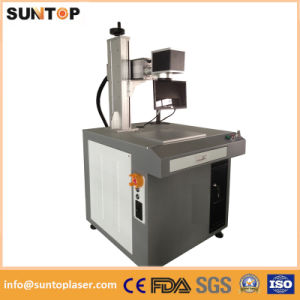 Laser Marking Machine for Alloy/Fiber Laser Marking for Mild Steel pictures & photos