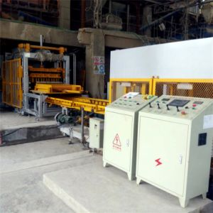 Simple Automatic Block Production Line pictures & photos