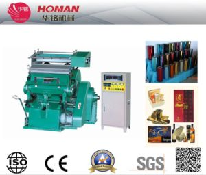 Tymb Foil Stamping Machine pictures & photos