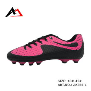 Sports Football Boots Wholesale Soccer Shoes Outdoor for Men (AK366-1) pictures & photos
