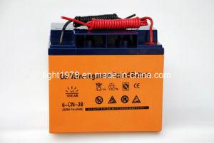 24 Ah Solar Gelled/Lead-Acid Battery, Deep Cycle pictures & photos