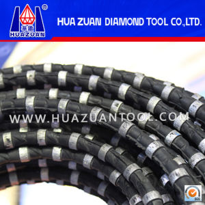 Huazuan Diamond Wire Cutting Rope for Granite Marble Cutting pictures & photos