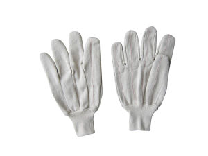 Hot Mill Cotton Work Glove -2110 pictures & photos