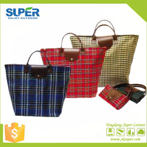 Waterproof Folding Shopping Bag (SP-401) pictures & photos