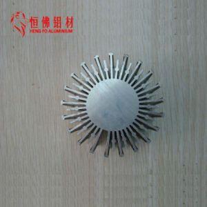 6063t Aluminum Extrusion Heat Sink Profile pictures & photos