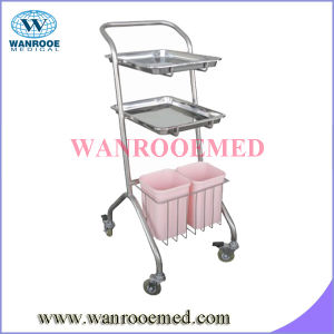 Stainless Steel Infusion Trolley pictures & photos