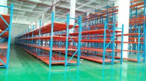 Medium Loads Metal Warehouse Storage Shelving Rack pictures & photos