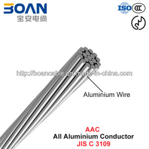 AAC Conductor, All Aluminium Conductor (JIS C 3109) pictures & photos