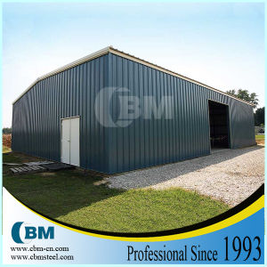 Low Cost China Prefabricated Steel Shed