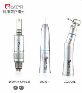 Tealth E-Generator Low Speed Inner Dental 4 Holes Kit Handpiece pictures & photos