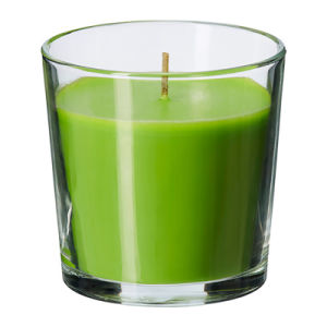 100% Natural Soy Scented Candle in Ceramic Jar Candle pictures & photos