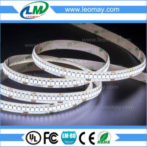 19.2W/M Waterproof SMD3528 240LEDs LED Strip for Outdoor Decoration pictures & photos