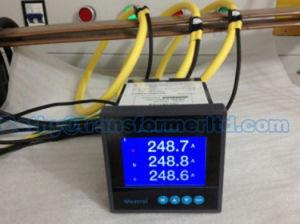 Mini Flexible Rogowski Coil Current Measurement Frc-210-G1 with Integrator 333mv Output pictures & photos