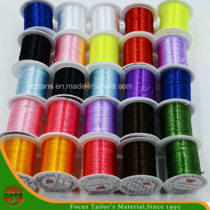 Colorful Design Crystal Elastic Thread Line E0019 pictures & photos