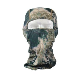 Python Camo Tactical Outdoor Airsoft Ski Quick-Drying Hood Balaclava pictures & photos