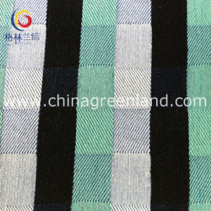 Thick Denim Jacquard Twill Fabric of 100%Cotton Textile Garment (GLLML163) pictures & photos