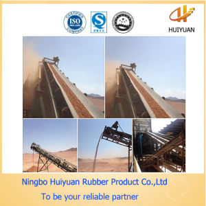 Rubber Conveyor Belt Used in Belt Conveyor Line pictures & photos