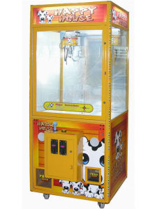Double Claw Toy Crane Machine (DC1840) pictures & photos