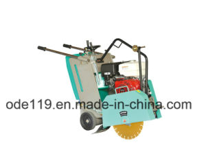 Concrete Pavement Slitting Machine with Gx690 Power System pictures & photos
