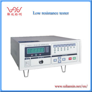 Low DC Resistance Wire and Cable Test Machine Lx-2511 pictures & photos