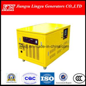 30kw Silent Gasoline Generator Set