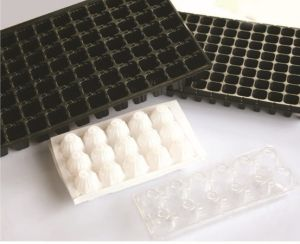 Seed Tray Vacuum Forming Machine pictures & photos