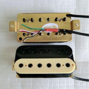 Wholesale Hex Pole Ceramic Zebra Color Humbucker Guitar Pickup pictures & photos