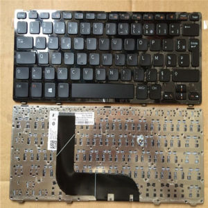 Computer Parts Laptop Keyboard for DELL 14z-5423 Fr Layout pictures & photos