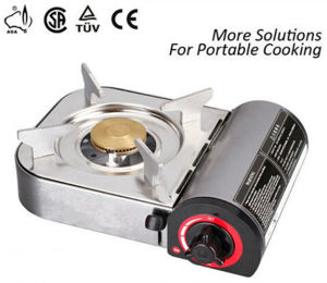 Elegant Fashionable Outdoor Camping Gas Stove Gas Cooker pictures & photos
