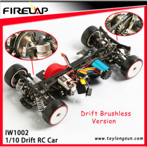 RC540 Brushed Motor 1: 10 Electric RC Drift Car