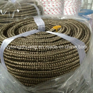 High Temperature Basalt Fiber Braided Sealing Rope pictures & photos
