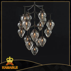 Home Stainless Steel Decorative Lamp (KAP6008) pictures & photos