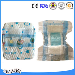 Soft Care Absorption Disposable Baby Diapers Manufacturer pictures & photos