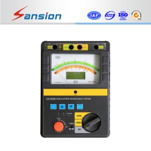 5000V 200g Insulation Resistance Megger Meter pictures & photos