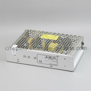S-60 Series SMPS Constant Voltage Switching Power Supply pictures & photos