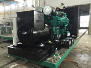 880kw 1100kVA Standby Power Cummins Diesel Generator Set pictures & photos