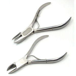how to use nail cuticle nipper