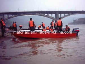 Flood Protection Speedboat pictures & photos
