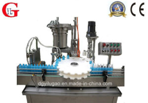 Aerosol Filling Line, Perfume Filling Line, Toilet Water Filling Line pictures & photos