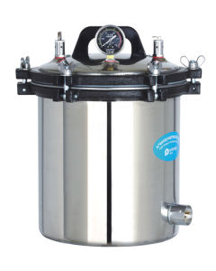 18L Portable Autoclave Electric / LPG Heated Yx280b pictures & photos