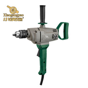 Powerfull 650W Electric Hand Drill (LJ-81016A) pictures & photos