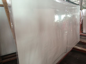 Cheap Pure White Quartz/Artificial/Engineered Stone for Wall/Floor/Countertop pictures & photos