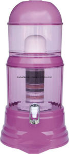 16L Mineral Tank Ceramic Water Filter Material Purple pictures & photos