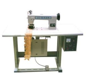 Ultrasound Machine for The Lace of Handkerchief Making, Ce Approved Lace Maker pictures & photos