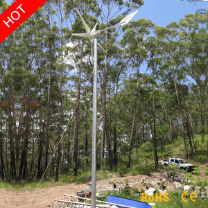 Hot Vertical Axis Wind Power Generator 400W pictures & photos