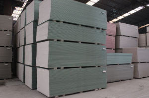 Produce Gypsum Board/Plaster Board From Linyi pictures & photos