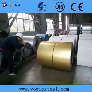 Prepainted Galvalume Steel Coil Color Coated PPGI for Building pictures & photos