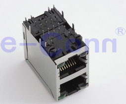 Multi-Port Magnetic Modular Jacks, Rj 45, pictures & photos